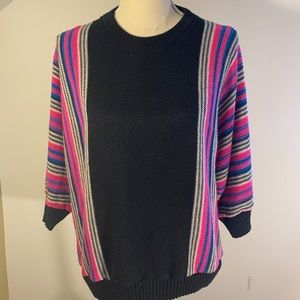 Vintage ladies women's shirt size 1X top sweater